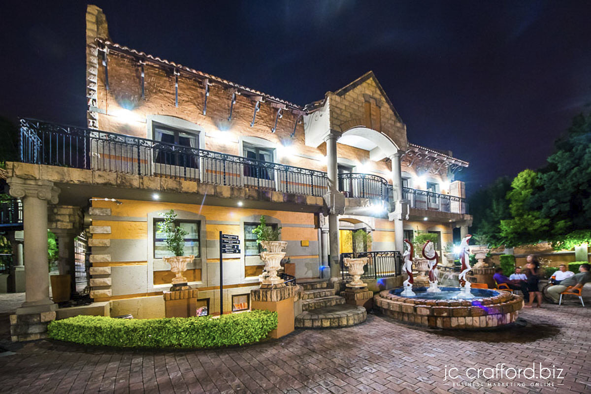 Commercial & Architectural photographer in Pretoria and Gauteng