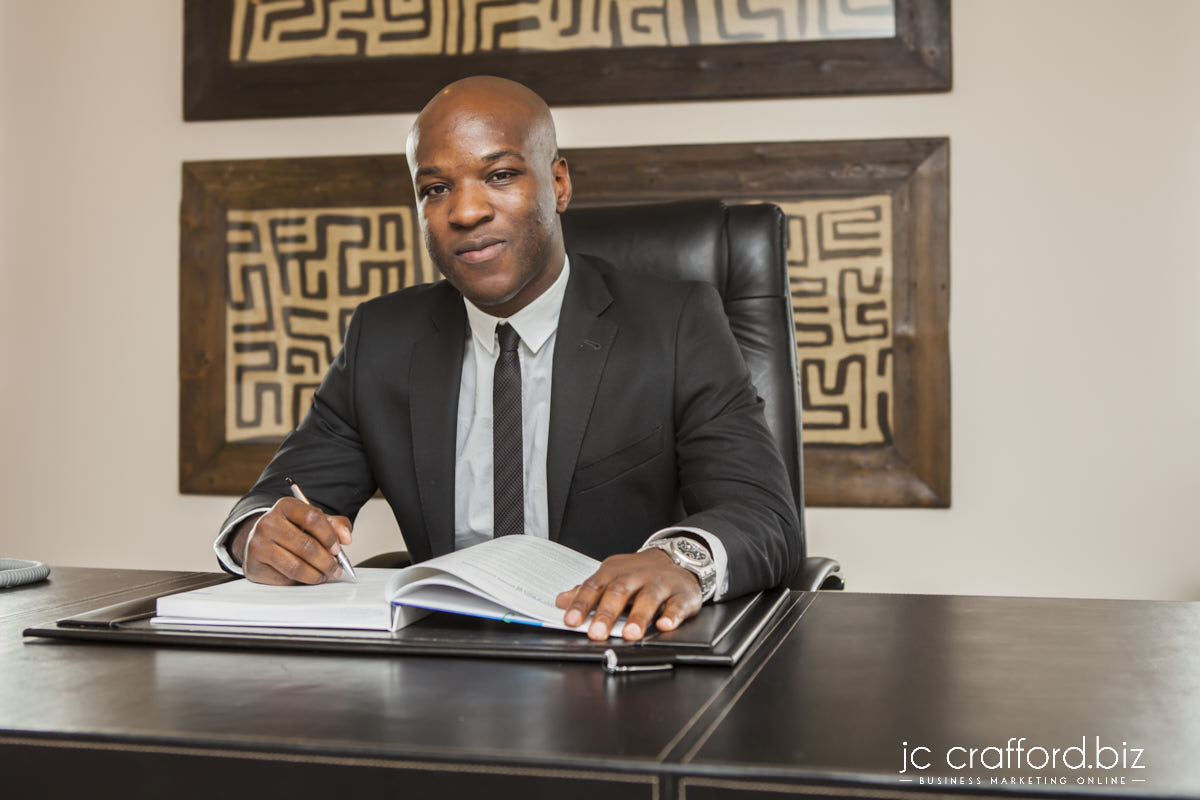 corporate portrait photography in Pretoria and Gauteng by JC Crafford.biz