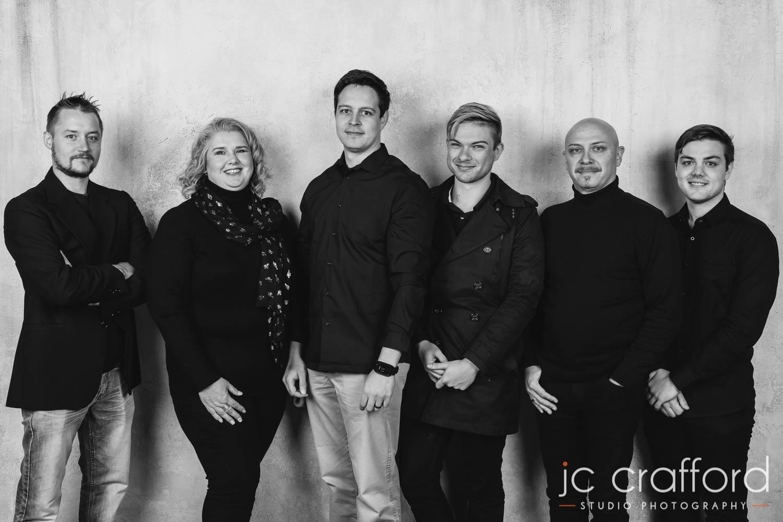 JC crafford.biz Corporate portrait photography Nuclei