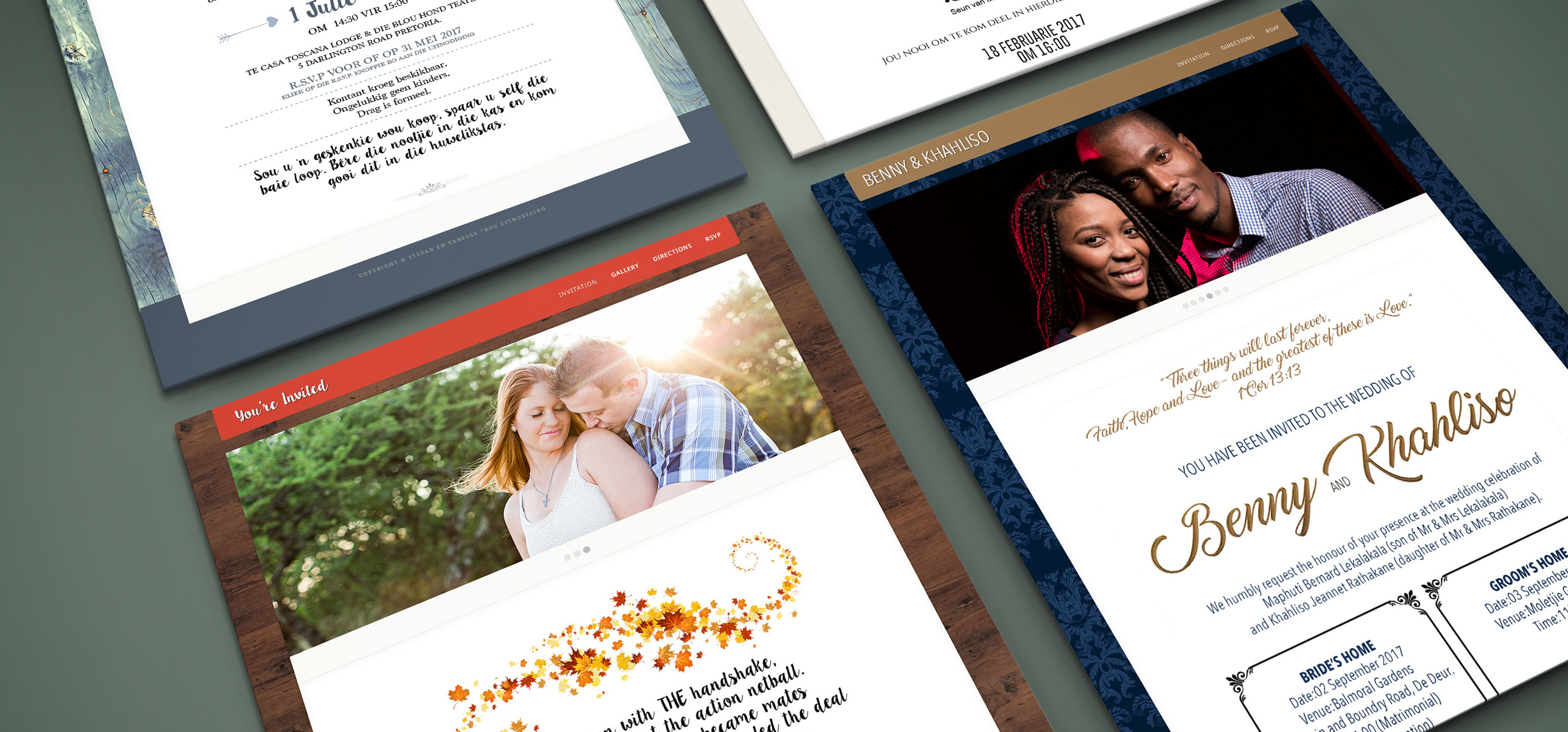 Electronic Wedding Invitation: Online Wedding Invitations For Guests