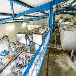 JC Crafford Biz Architectural and Interior factory photography The Dairy Shop