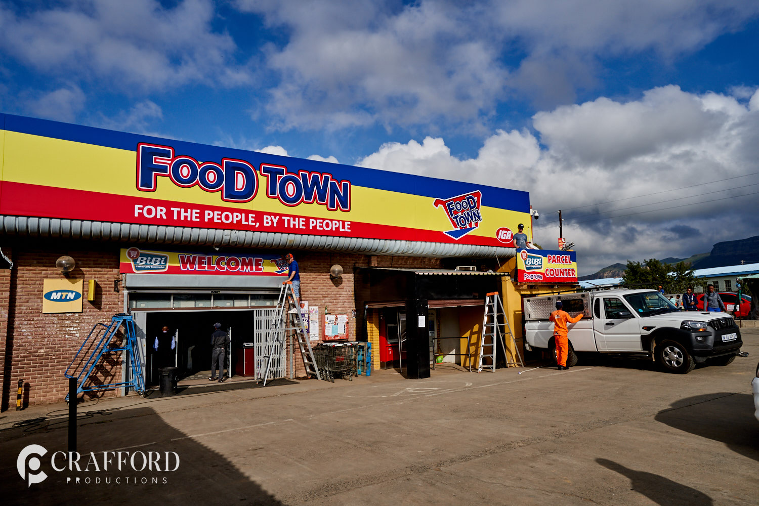 Commercial business photography in the Free State
