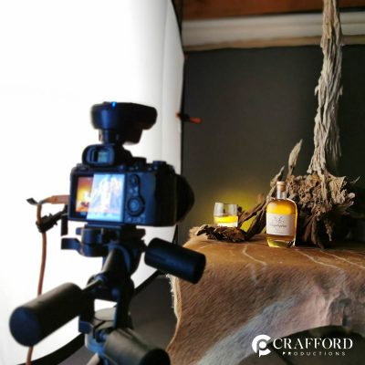 Liquor product photography in Gauteng