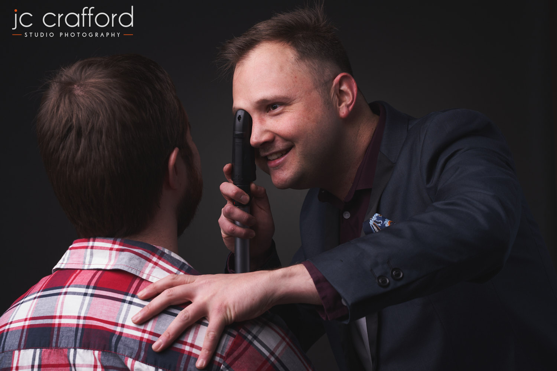 Professional headshot photography in Pretoria