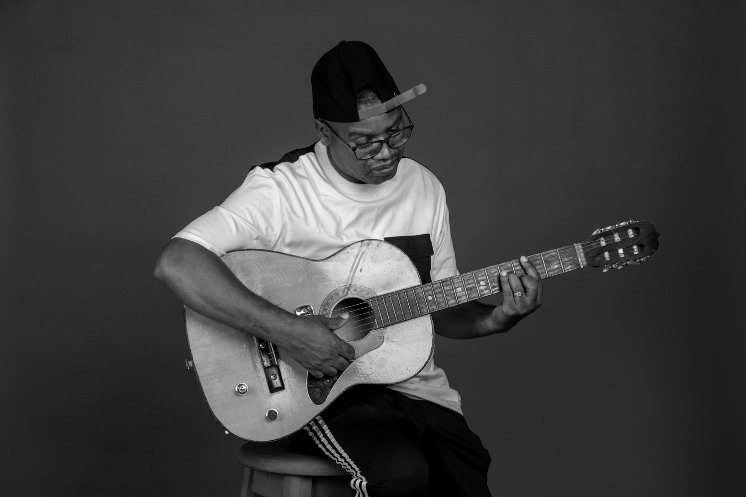 Crafford Productions Musician Headshot Photography